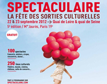 Spectaculaire logo